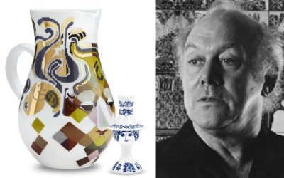 Famous Danes: Who is the Legend behind the Iconic Ceramics Brand Bjørn Wiinblad?