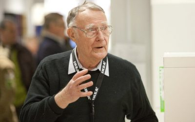 Famous Swedes: The IKEA Style of Ingvar Kamprad