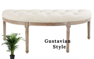 What is Gustavian Furniture: How to get the Swedish Look