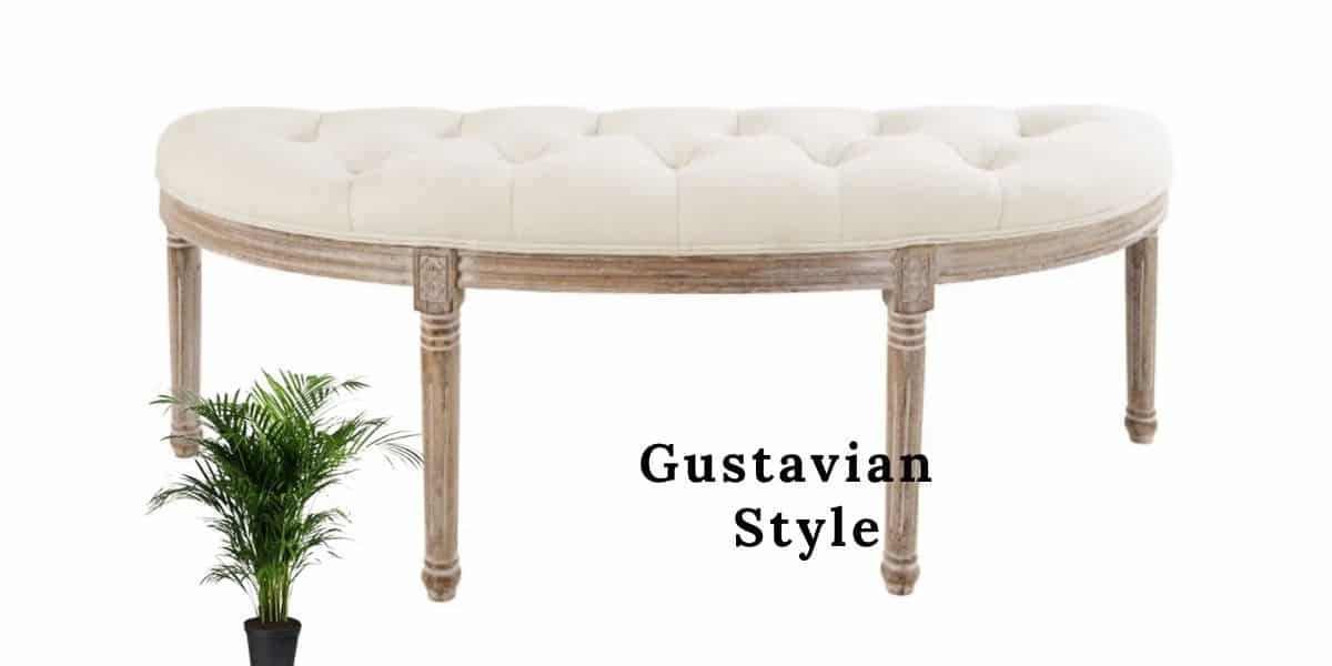 Augustine 2 seater bed end