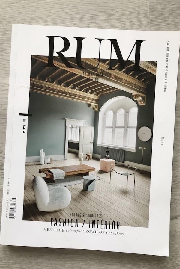 Rum the Danish magazine