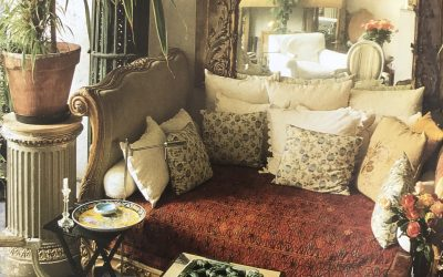 Glamorous and Practical Style: How to Decorate with Daybeds