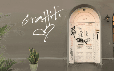 Scandinavian Graffiti and How to Create Street Art at Home