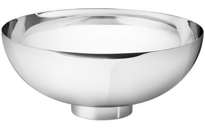 Best Scandi Accessory: The Georg Jensen Fruit Bowl and How to get the Foodie Look