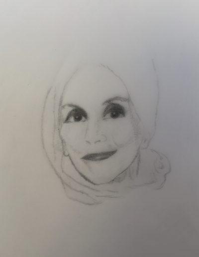 Karen Blixen sketch