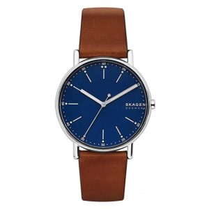 skagen men's watch danish