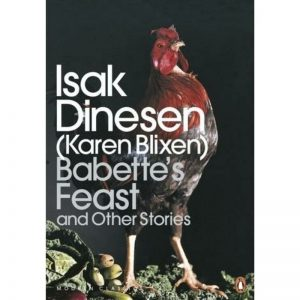 cover of Babette's Feast book by Karen Blixen Isak Dinesen