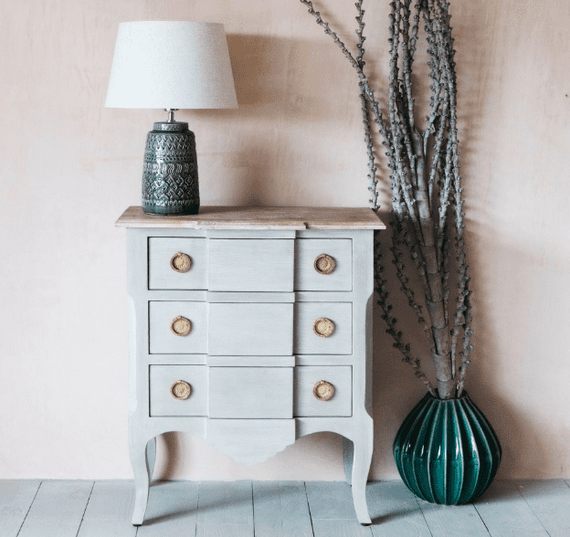 French style 3 chest of drawers