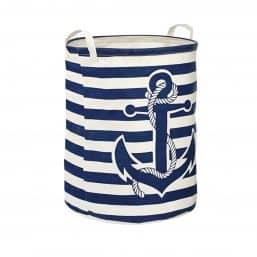 Coastal style laundry bag