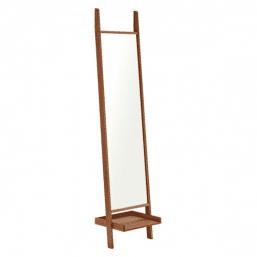 Habitat leaning full length mirror with tray