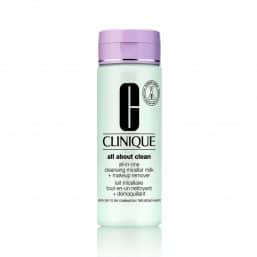 Clinique cleanser