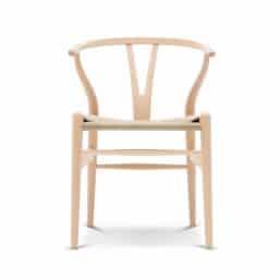 Wishbone chair by