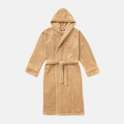 Soho Home golden dressing gown