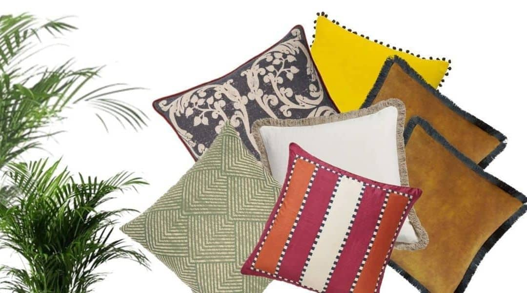 How to Create Hygge with Gorgeous Cushions