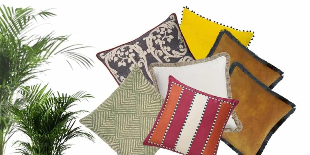 Create Hygge with Gorgeous Cushions