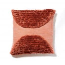 Red cushion cover by Conran