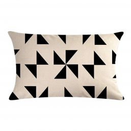 4 Cotton linen water resistant cushion covers