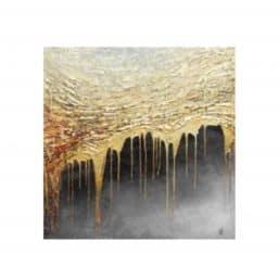 Vanada acrylc abstract painting