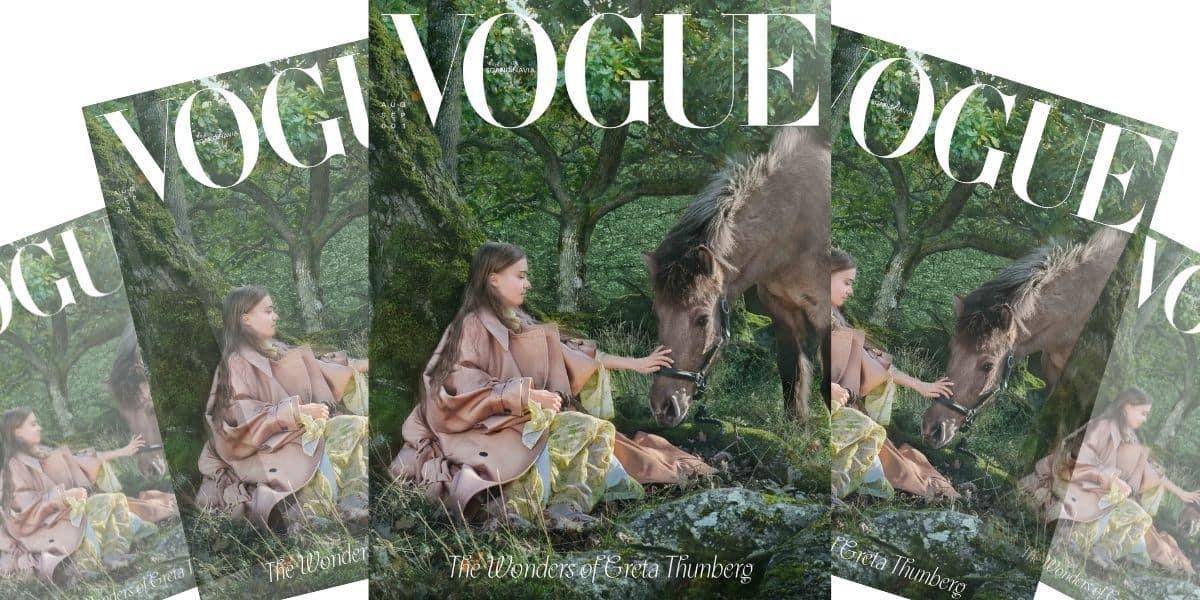 Vogue Scandinavia 1st issue