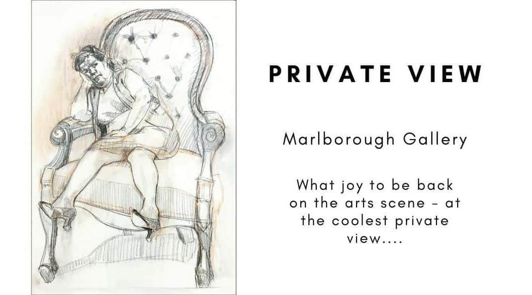 Gillian Ayres at the Marlborough Gallery in London