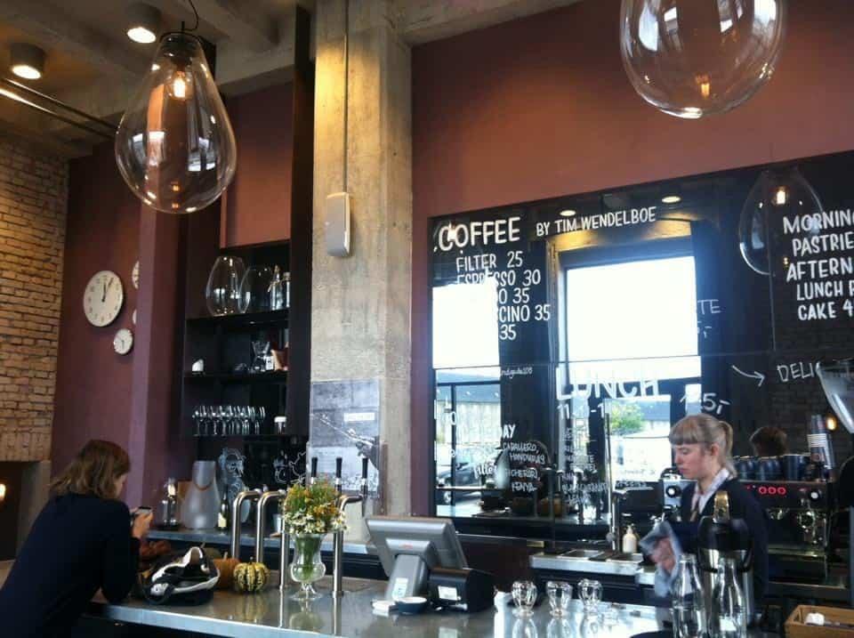 Copenhagen cafe - Noma
