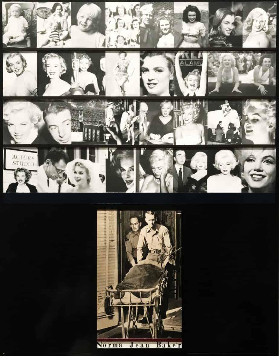 Marilyn Monroe by Peter Blake