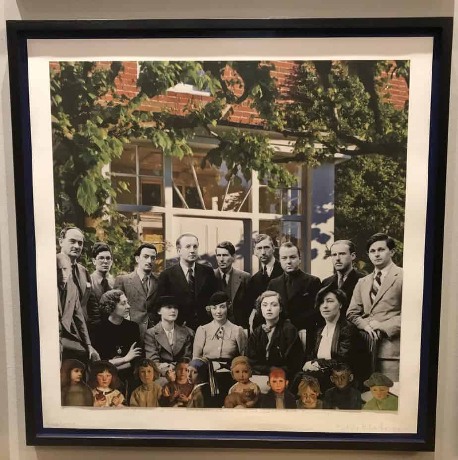 Collage by Peter Blake